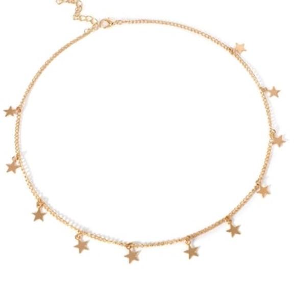 d72ad0b67a SHEIN Jewelry | Star Choker | Poshmark